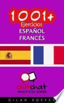 libro 1001+ Ejercicios Español   Francés