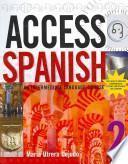 libro Access Spanish 2