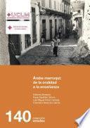libro Árabe Marroquí: De La Oralidad A La Enseñanza