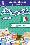 libro Assimemor   Mis Primeras Palabras En Italiano: Oggetti E Casa