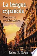 libro La Lengua Española