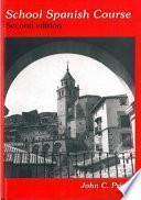 libro School Spanish Course