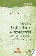 libro Jueces, Legisladores Y Profetas