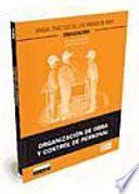 libro Organización De Obra Y Control De Personal