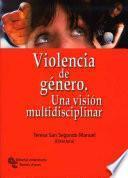 libro Violencia De Género