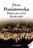libro Hasta No Verte Jesús Mío