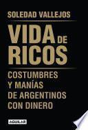 libro Vida De Ricos