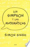 libro Los Simpson Y Las Matematicas