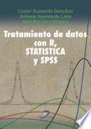 libro Tratamiento De Datos Con R, Statistica Y Spss