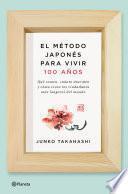 libro El Método Japonés Para Vivir 100 Años