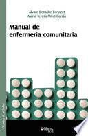 libro Manual De Enfermeria Comunitaria