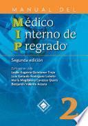 libro Manual Del Médico Interno De Pregrado