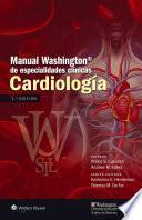 libro Manual Washington De Especialidades Clinicas. Cardiologia