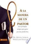 libro A La Manera De Un Pastor