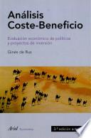 libro Análisis Coste Beneficio