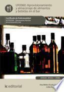 libro Aprovisionamiento Y Almacenaje De Alimentos Y Bebidas En El Bar. Hotr0208