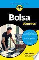 libro Bolsa Para Dummies