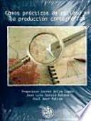 libro Casos Prácticos De Calidad En La Producción Cartográfica