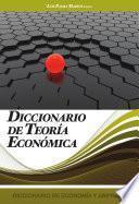 libro Diccionario De Teoria Economica