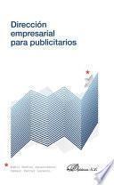 libro Dirección Empresarial Para Publicitarios