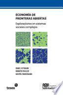 libro Economía De Fronteras Abiertas
