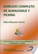 libro Ejercicio Completo De Almacenaje Y Picking