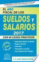 libro El Abc Fiscal De Los Sueldos Y Salarios 2017