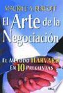 libro El Arte De La Negociación