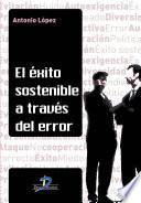 libro El éxito Sostenible A Través Del Error