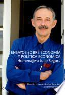 libro Ensayos Sobre Economía Y Política Económica