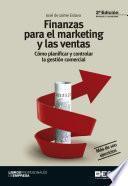 libro Finanzas Para El Marketing Y Las Ventas