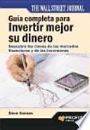 libro Guía Completa Para Invertir Mejor Su Dinero