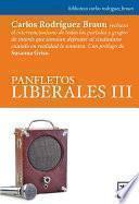 libro Panfletos Liberales Iii