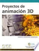 libro Proyectos De Animación 3d