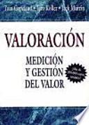 libro Valoración