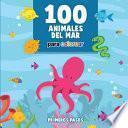 libro 100 Animales Del Mar Para Colorear