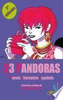 libro 23 Pandoras