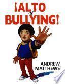 libro ¡alto Al Bullying!