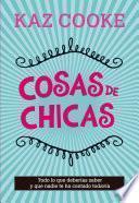 libro Cosas De Chicas