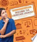 libro Descubre Tus Derechos Legales