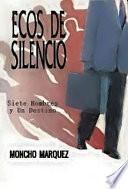 libro Ecos De Silencio