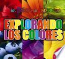 libro Explorando Los Colores