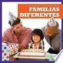 libro Familias Diferentes