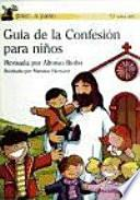 libro Guía De La Confesión Para Niños