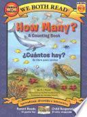 libro How Many?/ Cuantos Hay?