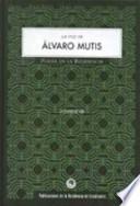libro La Voz De Álvaro Mutis