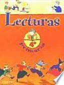 libro Lecturas 4o Primaria. Proyecto Everest Primaria