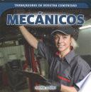 libro Mecánicos (mechanics)