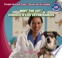 libro Meet The Vet / Conoce A Los Veterinarios