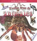 libro Muchos Tipos De Animales